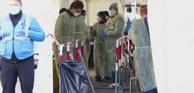 Almanya koronavirüste çıtayı yükseğe koydu! İnanılmaz rakam