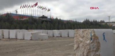 'Amasya beji' mermeri 50 ülkeye ihraç ediliyor