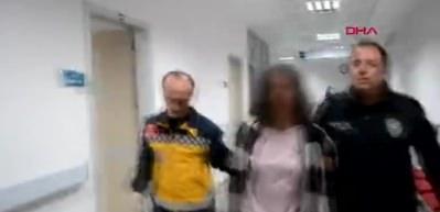 Ana sınıfı öğretmeni, erkek arkadaşını bıçaklayıp, rehin aldı