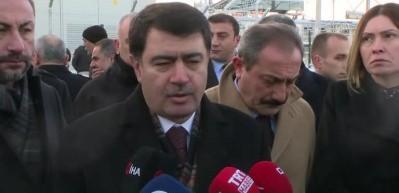 Ankara Valisi Şahin'den tren kazası açıklaması: 4 ölü, 43 yaralı