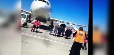 Ankara'da koronavirüs alarmı: İran uçağı acil iniş yaptı