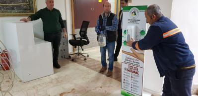 Antalya'da koronavirüsle 3D mücadele