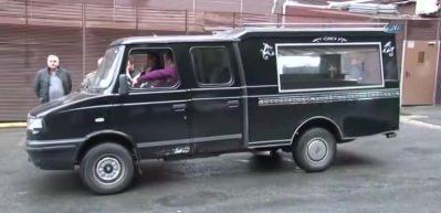 Ara Güler'in cenazesi 3 Horan Ermeni Kilisesi'ne götürüldü