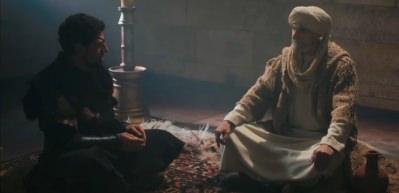 Ares, İbn-i Arabi'nin huzurunda! Müslüman mı olacak?