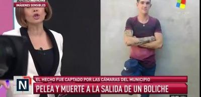 Arjantinli futbolcu, kaleciyi öldürdü!