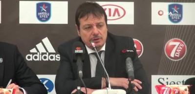 Ataman: Olympiakos karşısında iyi savunma yaptık