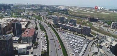 Atatürk Havalimanı taşındı, bölgede trafik azaldı..