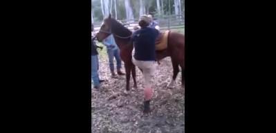 Atın çiftesini yiyen adamın hazin sonu