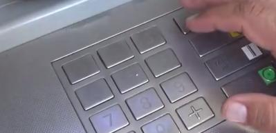 ATM tuşlarındaki bakteriler için çözüm buldu!