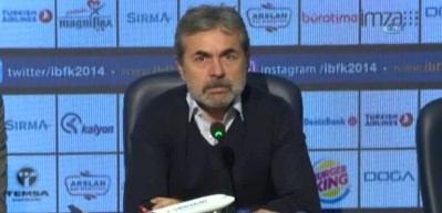 Aykut Kocaman: Başakşehir'e hareket etme imkanı vermedik