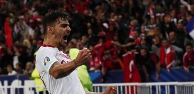 Azerbaycanlı spikerden Türkiye'nin Fransa'ya attığı gol!