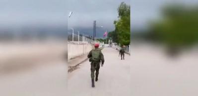 Azeri uyruklu Rus askeri Türk askerine 'Gel gardaş' diye seslendi