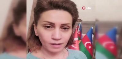 Azerin'den Mehmetçik için duygulandıran mesaj