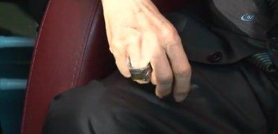Bahçeli'nin nazar dualı yüzüğü dikkat çekti