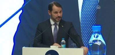 Bakan Albayrak: Türk Lirası daha da güçlenecek