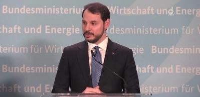 Bakan Albayrak'tan Almanya açıklaması! Karar aldık