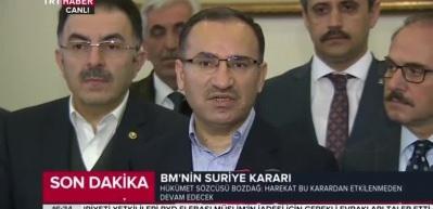 Bakan Bozdağ'dan Salih Müslim açıklaması!