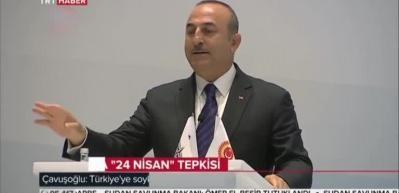 Bakan Çavuşoğlu: Haddinizi bildirmeye devam edeceğiz