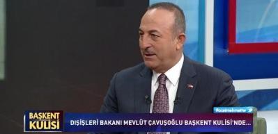 Bakan Çavuşoğlu YPG'nin gizli tezgahını açıkladı