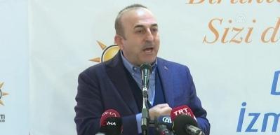 Bakan Çavuşoğlu'ndan 'HDP' çıkışı!