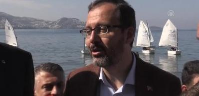 Bakan Kasapoğlu'ndan Milli Takım yorumu
