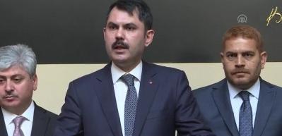 Bakan Kurum açıkladı: Yeni süreç başlıyor