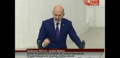 Bakan Soylu'dan 'bu bütçe savaş bütçesi' diyen HDP'lilere yanıt!
