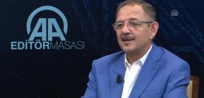 Bakan'dan 'İmar Barışı' ile ilgili önemli açıklama
