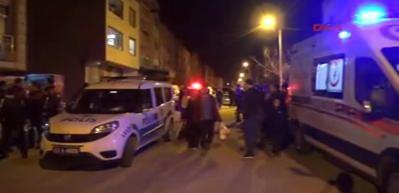 Bakkala pompalı tüfekle ateş açıldı: 1 ölü, 1 yaralı