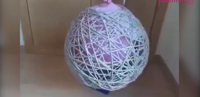 Balondan lamba yapımı