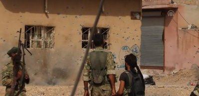 Barış Pınarı Harekatı'nda sıcak çatışmalar!