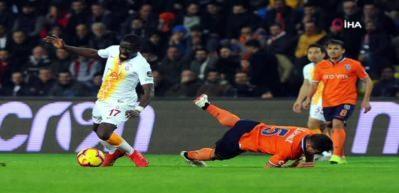 Başakşehir ile Galatasaray puanları paylaştı