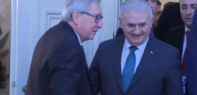 Başbakan, DAEŞ'li tutukluların sayısını açıkladı