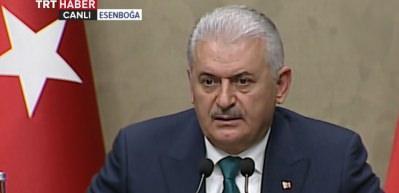 Başbakan Yıldırım'dan ATAK helikopteri açıklaması