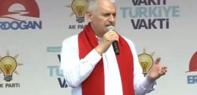 Başbakan Yıldırım'dan Muharrem İnce'ye yerli otomobil cevabı!