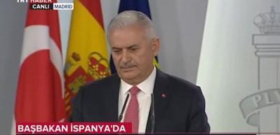 Başbakan'dan AKPM'ye sert cevap!
