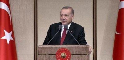 Başkan Erdoğan 15 Temmuz'da yaşanan hadiseyi ilk kez anlattı