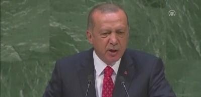 Başkan Erdoğan: Dünya 5'ten büyüktür!