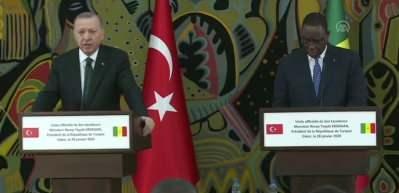 Başkan Erdoğan: (Hafter) Şu anda onun ne Libya'da ne uluslararası camiada resmi hiçbir kimliği ve kişiliği yoktur