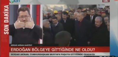 Başkan Erdoğan hakkında küstah iftira!