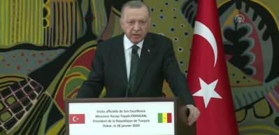 Başkan Erdoğan: İdlib'den sınırlarımıza doğru hareketlenme söz konusu, tedbirlerimizi almış bulunuyoruz