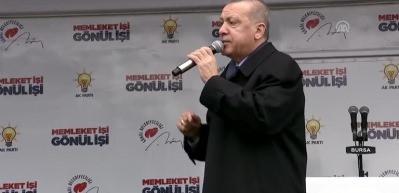 Başkan Erdoğan müjdeleri art arda verdi