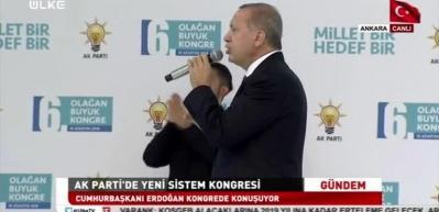 Başkan Erdoğan: Oyununuzu gördük ve meydan okuyoruz