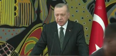 Başkan Erdoğan: Senegal, FETÖ terör örgütüyle mücadelemizi anlayan ve bize hak veren bir ülkedir