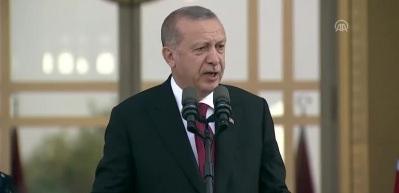 Başkan Erdoğan: Türkiye'yi şahlandırmanın sözünü veriyoruz