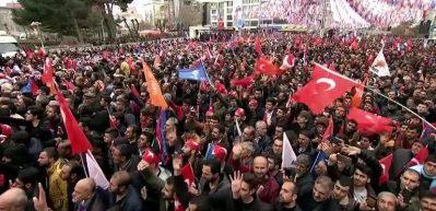 Başkan Erdoğan: Van'dan ilan ediyorum artık...