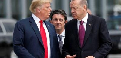Başkan Erdoğan ve Trump, NATO zirvesinde bir arada
