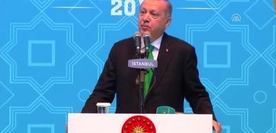 Başkan Erdoğan'dan Diyanet İşleri Başkanlığı açıklaması
