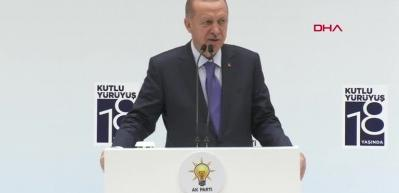 Başkan Erdoğan'dan dünyaya mesaj: Artık kabul etmeliler...