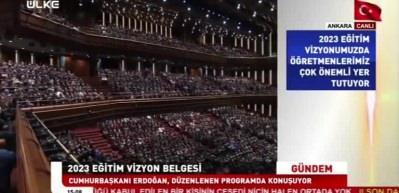 Başkan Erdoğan'dan öğretmenlere büyük müjde!